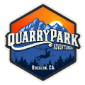 Quarry Park Adventures Sticky Logo
